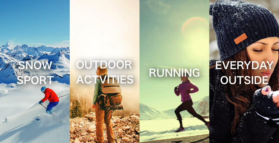 SNOW SPORT, OUTDOOR ACTIVITIES, RUNNING, EVERYDAY OUTSIDE